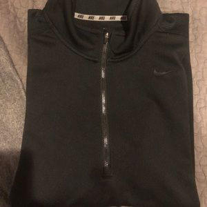 Nike Dri-fit long sleeve jacket